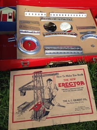 Erector Set Rochelle Park, 07662
