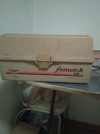 Fenwick taklebox w/falcon fillet knife Pittsburgh