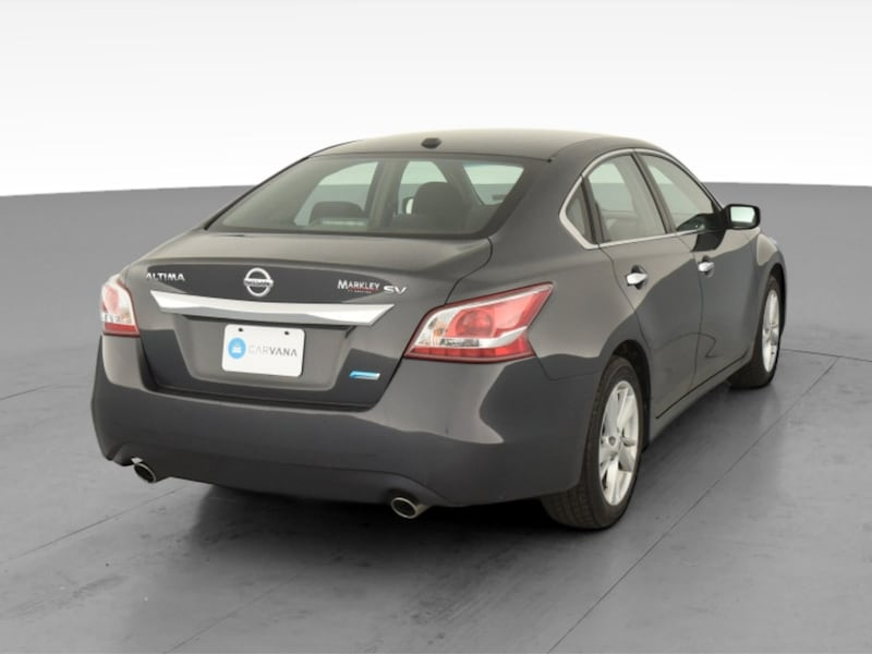 2013 Nissan Altima sedan 2.5 SV Sedan 4D Gray  9