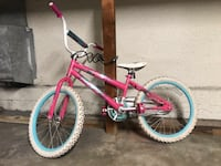 toddler's red and white bicycle Torrance, 90505
