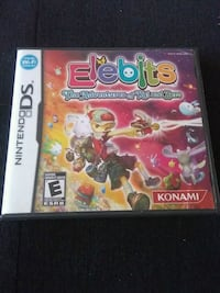 NINTENDO DS ELEBITS VIDEO GAME Pickering, L1V 3V7