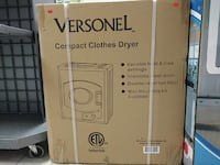 Varsonel Compact Clothes Dryer  Barrie, L4N 7N2