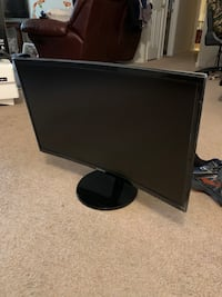 Samsung Computer Monitor curve 24""