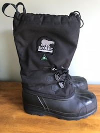 Men's Sorel Steel Toe Work Boots. Size 9 Calgary, T2Y 3A1