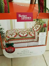 King quilt set Antioch, 94531
