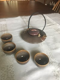 Asian Tea Set Ottawa, K2A 3L1