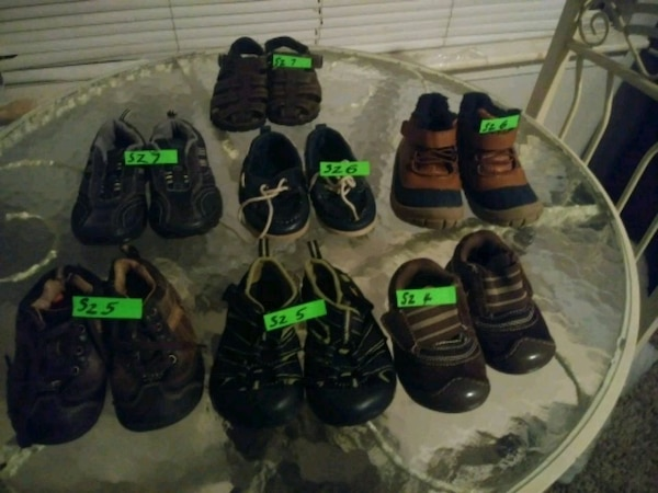 bb316a221f4 Used Toddler boy shoes for sale in Atlanta - letgo