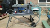 10 inch table saw Newmarket, L3Y 6K1