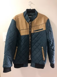 GUC 2-Tone Patchwork Spring/Winter Jacket (L)