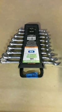 Pittsburgh 9 Piece combination wrench set metric Portsmouth, 23704