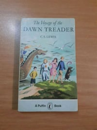 THE VOYAGE OF THE DAWN TREADER, C. S. LEWIS  Caferağa, 34710