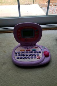 Leap Frog computer toy for girl  Springfield