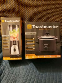 Toastmaster appliances
