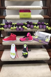 ZUMBA equipment -- shoes and toning sticks ...Join the Party! Virginia Beach, 23451