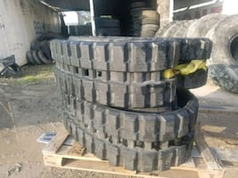 Rubber tracks  for JCb 225   size 320x86x56