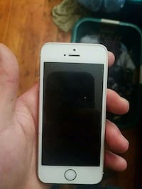 iPhone 5s w/ charger (Rose Gold)  Troy, 12180