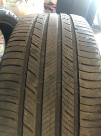 215/55/17 used Michelin tire Tampa, 33612