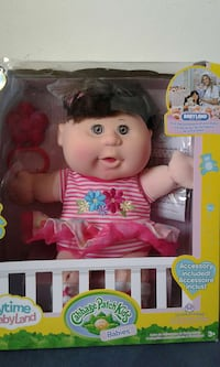 "Cabbage Patch Doll 12.5"" London, N6E 2X6"