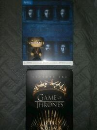 Season 6 and season 1&2 of Game of Thrones Las Cruces