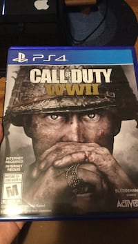 Call of duty WW2 for ps4