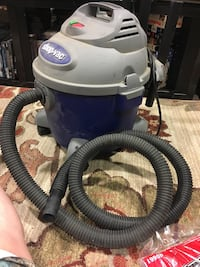 white and blue canister vacuum cleaner Portland, 97239