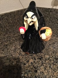 The old Hag from Snow White..Disney collectible Henderson, 89052