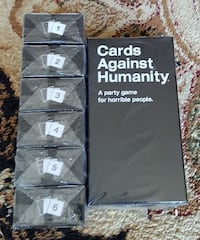 Cards Against Humanity V2.0 Full Set  Mississauga, L4T 4C1