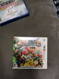 Super Smash Bros Nintendo 3DS Sterling, 20165