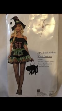 Halloween costume adult size medium sexy witch Hickory Hills, 60457