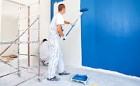 Interior painting Wake Forest
