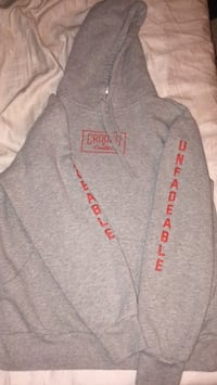 Grey crooks and castles sweater only worn once Winnipeg, R2N 2N6