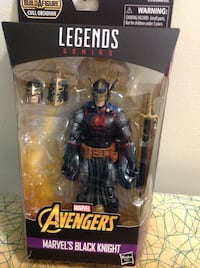 Marvel legends black knight  Surrey, V3R 5V7