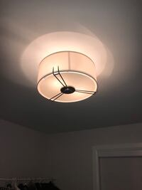 Light fixture. Two available Vaughan, L4L 1S2