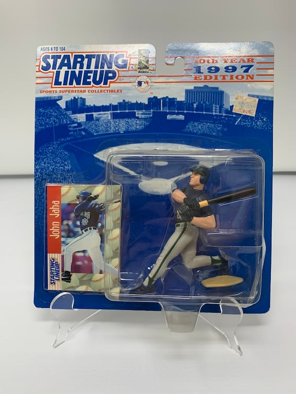Vintage Milwaukee Brewers Starting Lineup Action Figures (1) [Brand New] 088e75b2-7317-443c-98d8-7184cb1ab65e