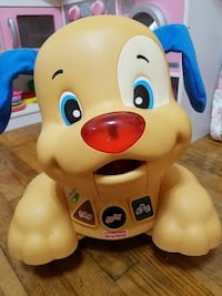 Fisher price laugh and learn puppy Huntington Station, 11746
