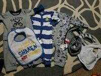 6m baby boy clothes  Lorton, 22079