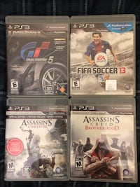 PS 3 games Vancouver, V5R