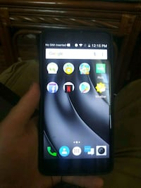 black Samsung Galaxy android smartphone Rome, 13440