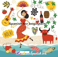 Spanish lessons New Westminster
