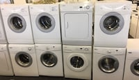 Washer and dryer - warranty and delivery included  Toronto, M3J 1N1