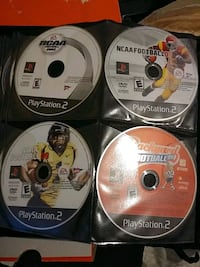 Ps2 games Alexandria, 22306