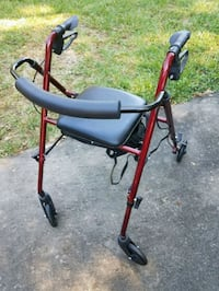 Medlineplus Walker and seat Pace, 32571