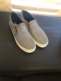Vans size 7 worn once  Arlington