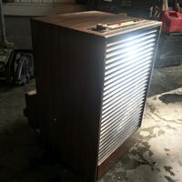 Comfort air dehumidifier  will remove water from air etc.