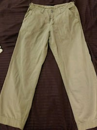 Men's Gray Pants by Lucky Brand