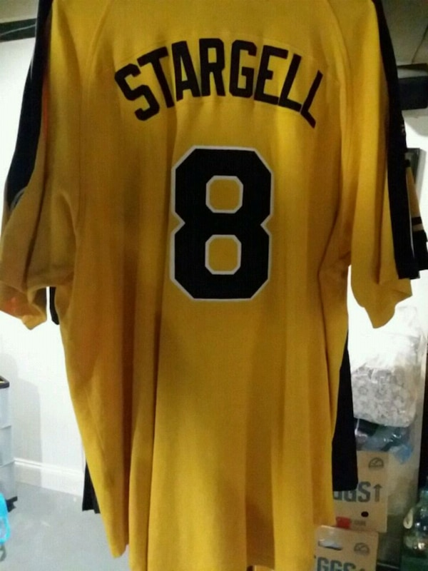 brand new 5e16c 56753 ($35 OBO)Pittsburgh Pirates Willie Stargell jersey