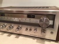 Vintage Pioneer SX-580 Stereo Receiver 1978