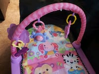 baby's pink and blue activity gym Newport News, 23608