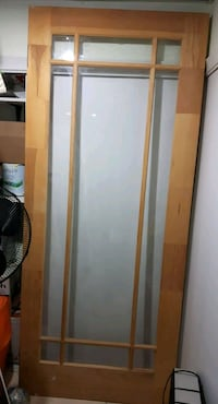 "Never used French door 80""/34"" unpainted Mississauga, L5M 6S6"
