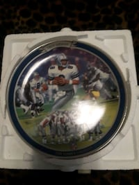 TROY AIKMAN PLATE  Midwest City